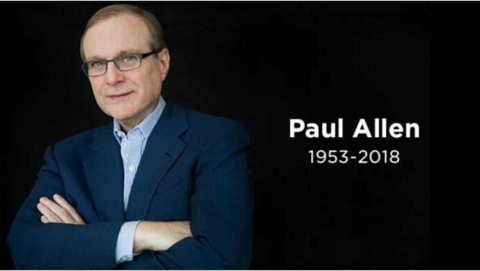 Muere Paul G Allen, Co-fundador de Microsoft