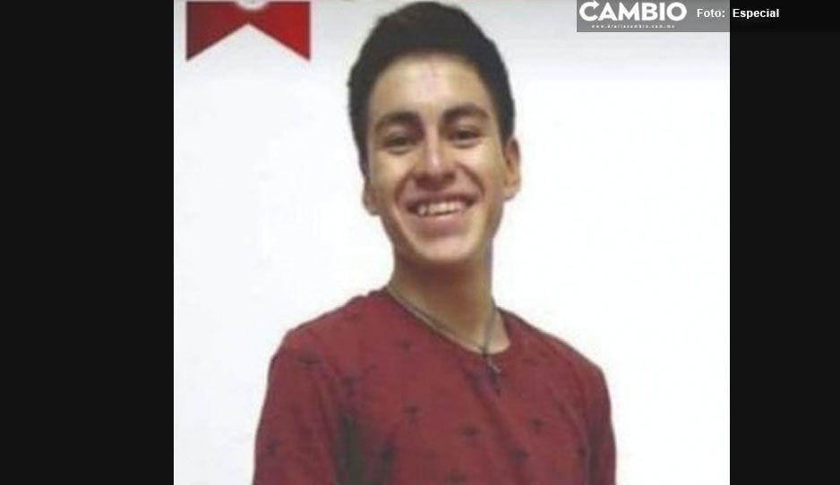 ¡Alerta! Buscan a Ángel Alvarado García oriundo de Necaxa, extraviado en Tulancingo Hidalgo