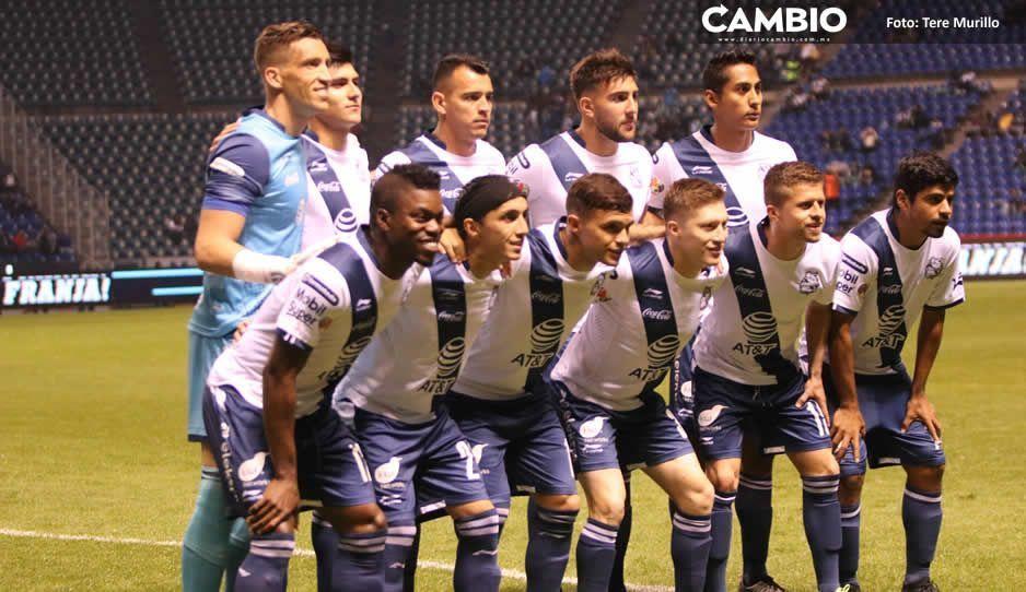 Club Puebla cumple tres años de no calificar a la Liguilla