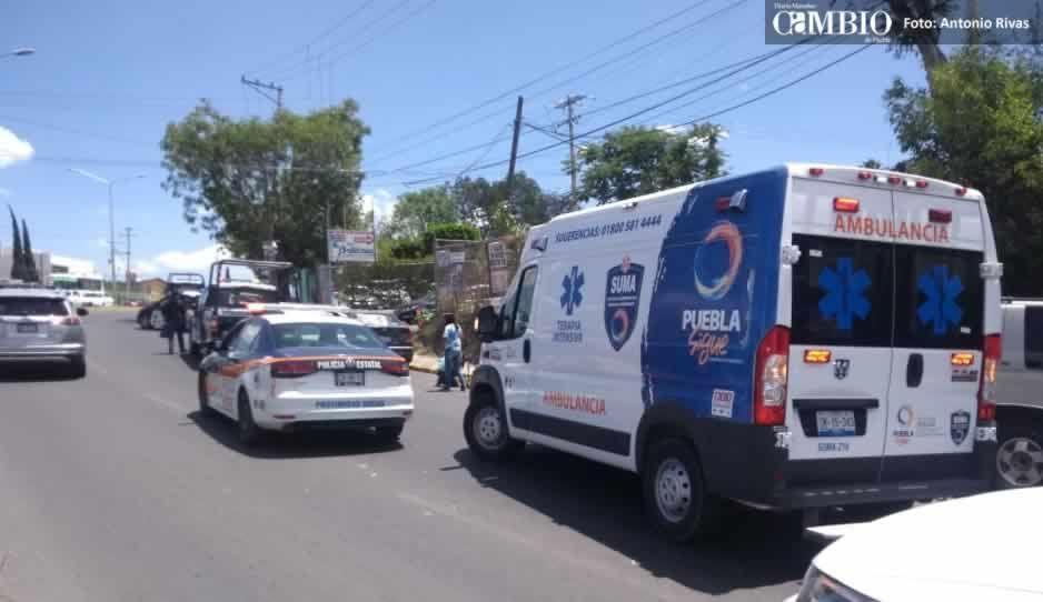 Riña en Lomas de San Miguel deja una persona lesionada