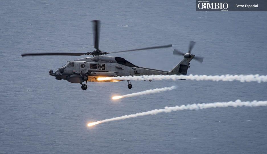 México por adquirir ocho helicópteros artillados por valor de mil 22 MDD