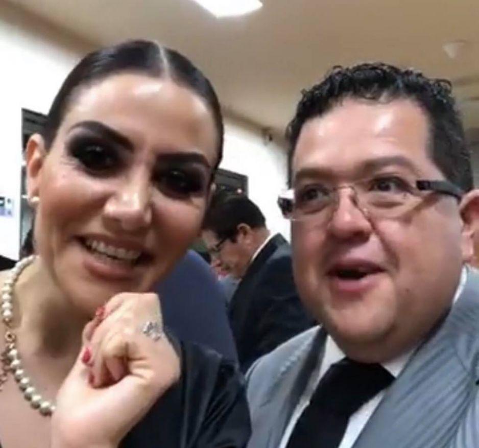 EN VIVO: Nay Salvatori con Arturo Rueda desde la toma de protesta de AMLO