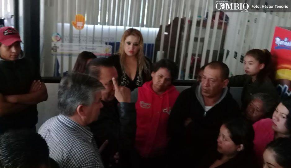 Familiares de policías detenidos de San Martín aseguran que son inocentes: sólo recibían órdenes
