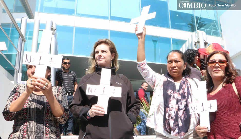 Para la Fiscalía de Puebla van 77 feminicidios