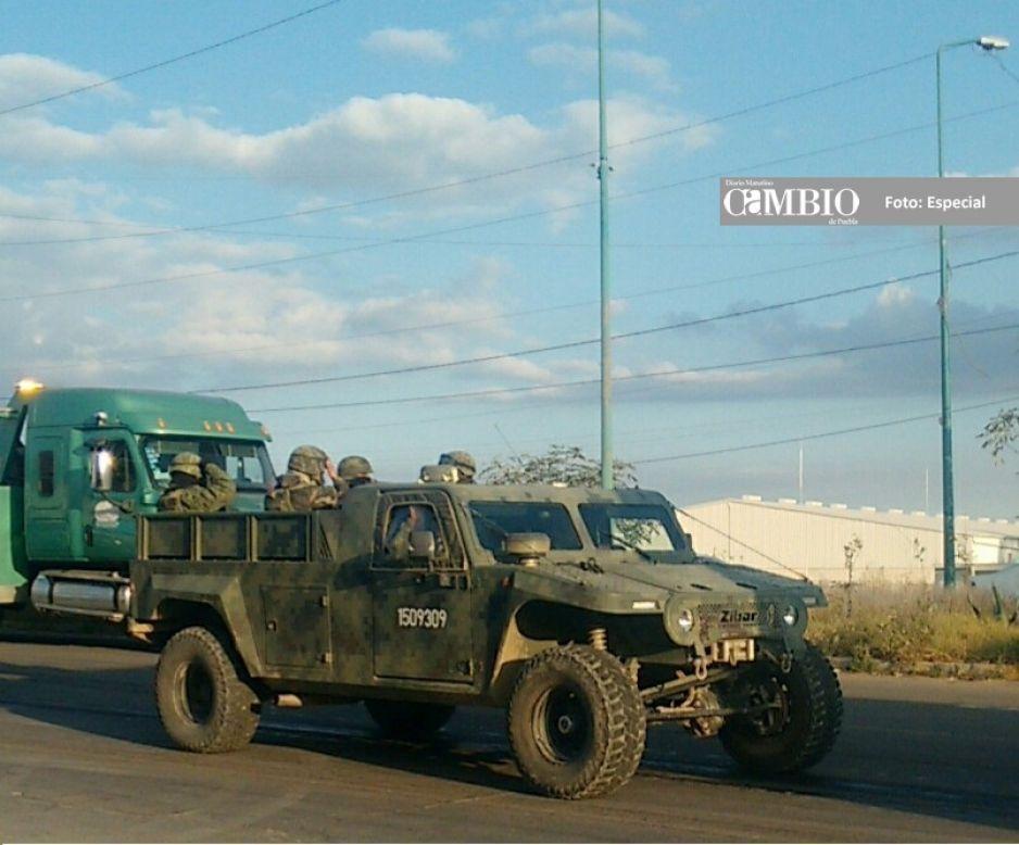 Otro enfrentamiento entre huchicoleros y militares, ahora en Tlalancaleca