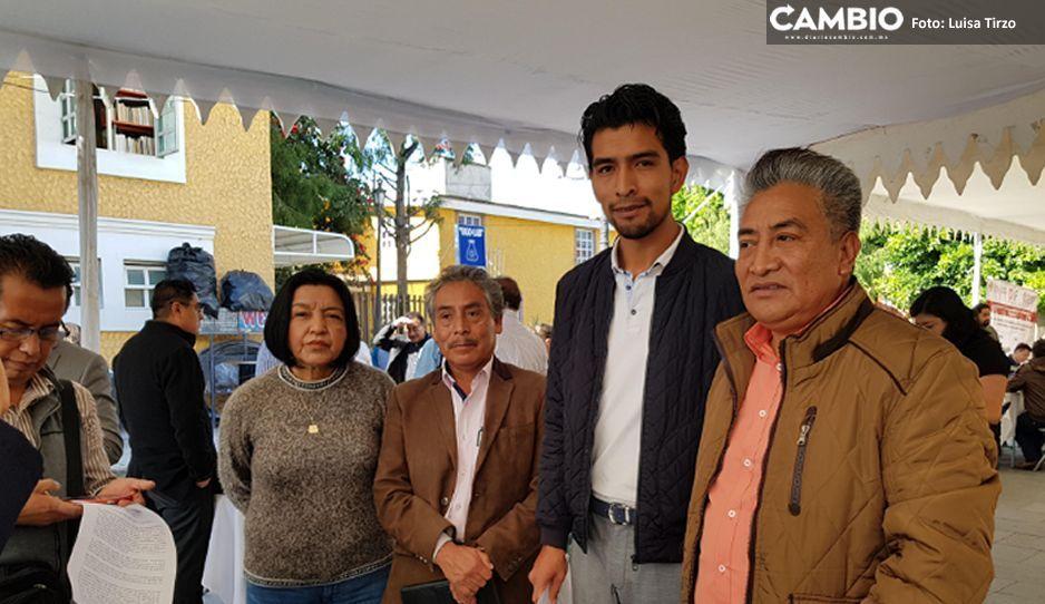 Exigen congruencia a alcaldesa para que cancele el Catrina Fest en zona arqueológica de Cholula