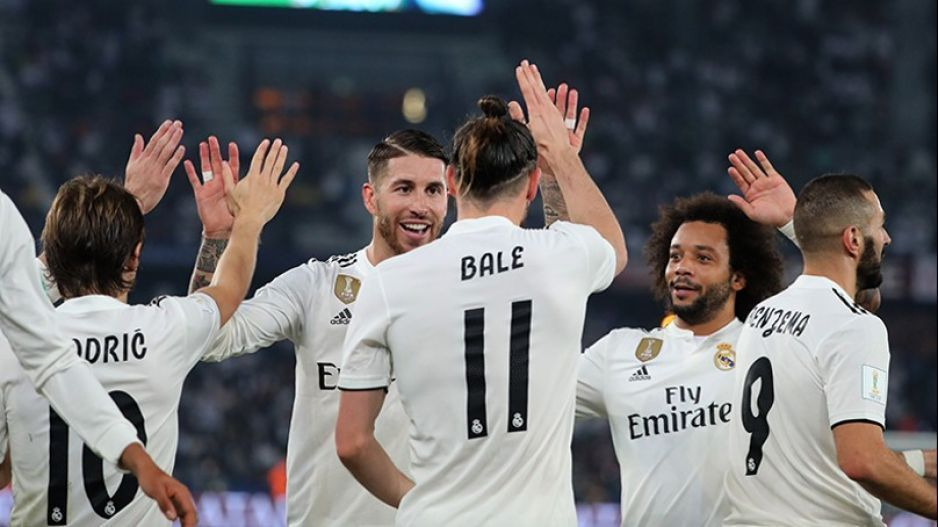 ¡El Real Madrid hace historia! se convierte en el primer equipo en conquistar tres Mundiales de Clubes de manera consecutiva