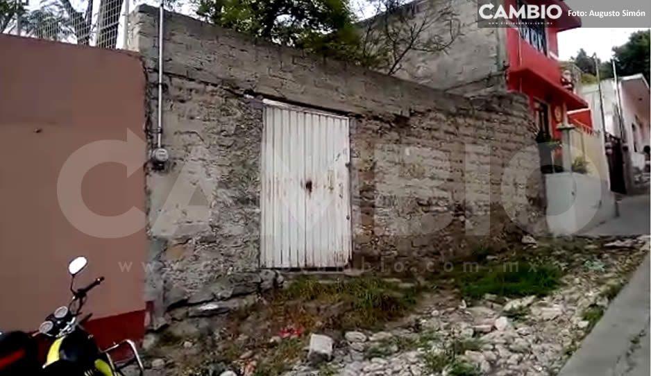En esta humilde vivienda esperan el cadáver de Ricardo Dávila, el joven médico poblano asesinado en Michoacán (VIDEO)