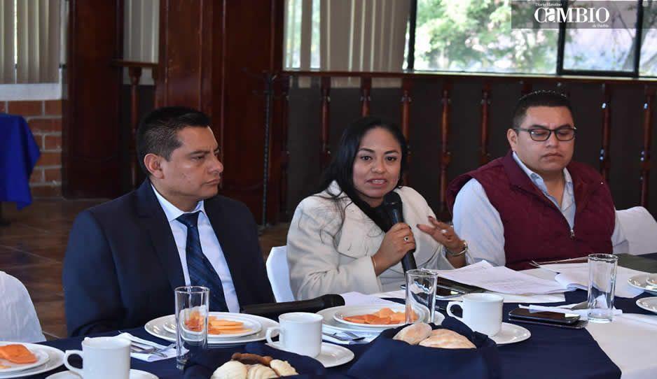 Casiano solo me heredó deudas y chatarra en Cuautlancingo: Guadalupe Daniel
