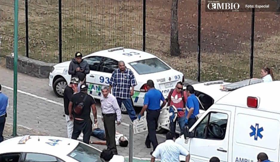 Alumnos reportan balacera en la UNAM