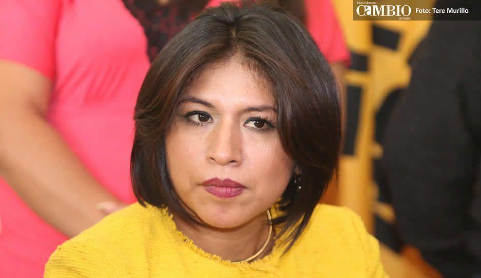 Roxana Luna también se olvida de agravios del morenovallismo; será candidata