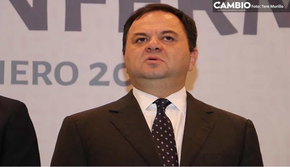 Gobierno federal el único competente para investigar el helicópterazo: Rodríguez Almeida
