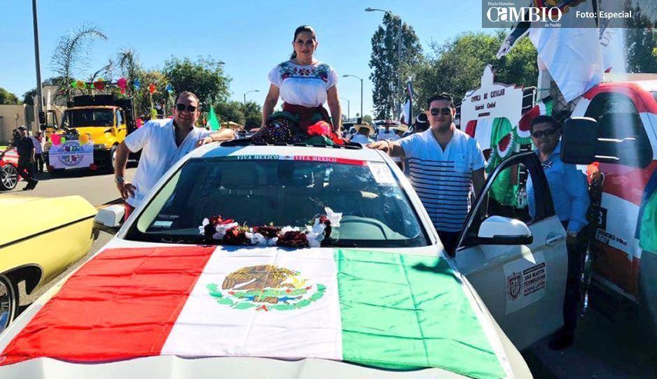 Norma Layón alcanza poder sin conocer San Martín Texmelucan