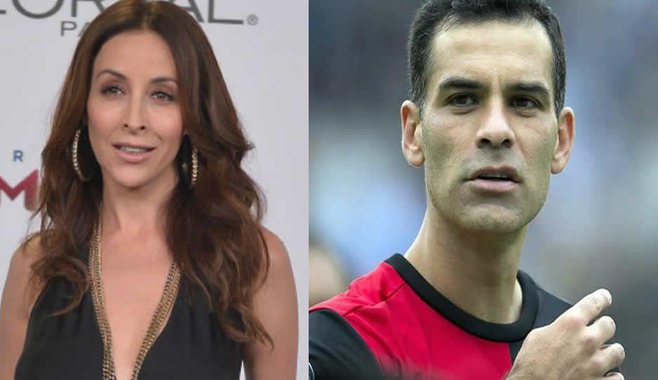 Adriana Lavat exige cárcel para su ex, Rafa Márquez, porque no ha pagado la pensión alimenticia