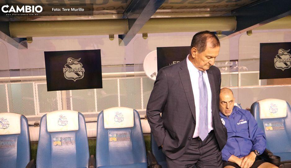 Ojitos Meza ya busca cuatro refuerzos para el Club Puebla