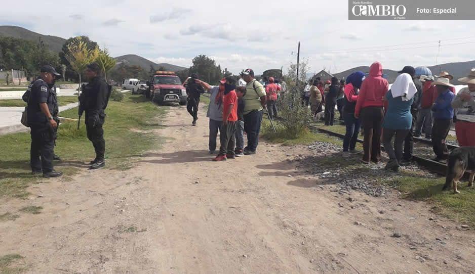 Seis delincuentes se salvan de morir linchados en Huixcolotla y Cañada