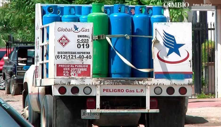 PC implementará revisión de unidades repartidoras de gas LP en Texmelucan