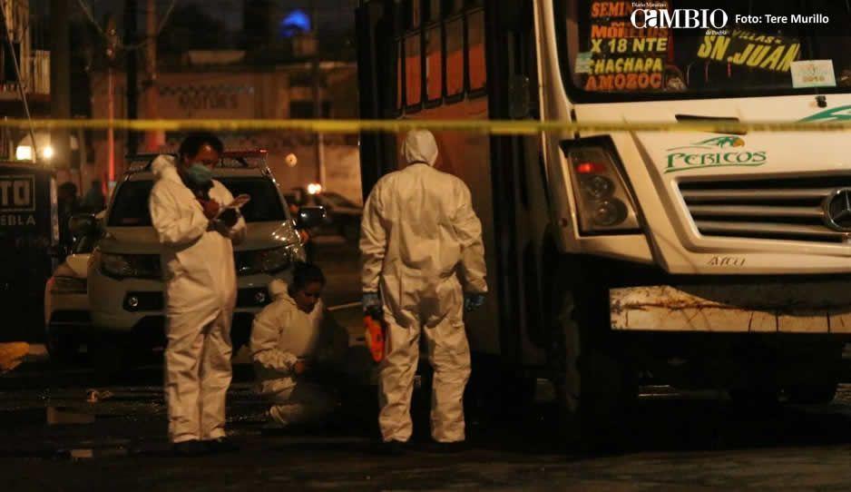 Asesinan a chofer de la Ruta 67 en colonia El Porvenir
