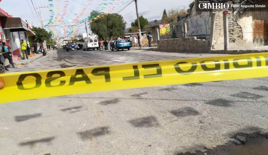 Feminicidio 13: Tras discusión asesina a puñaladas a su ex cuñada en Tehuacán