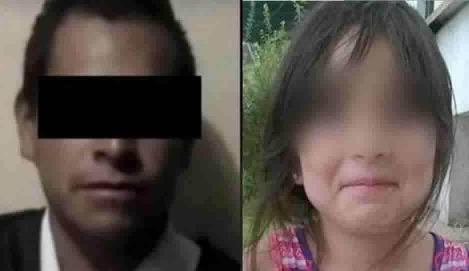 Tras abusar y matar a Camila, El Chaparro huyó a Tlacuilotepec donde fue detenido