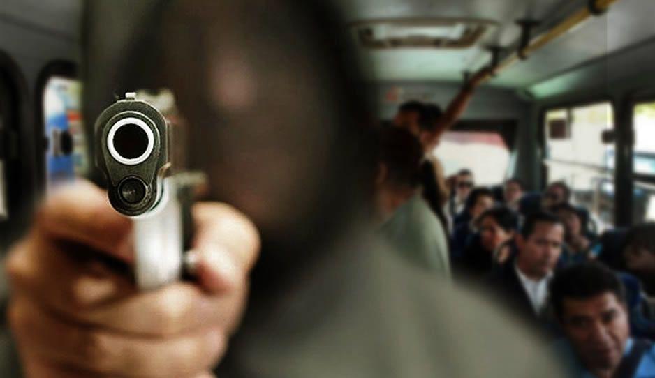 Apenas amanece y ya hay dos asaltos a transporte público en Puebla