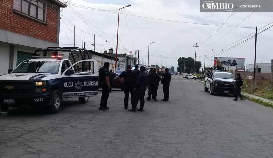 Enfrentamiento entre Ejército y huachicoleros deja tres lesionados en Texmelucan