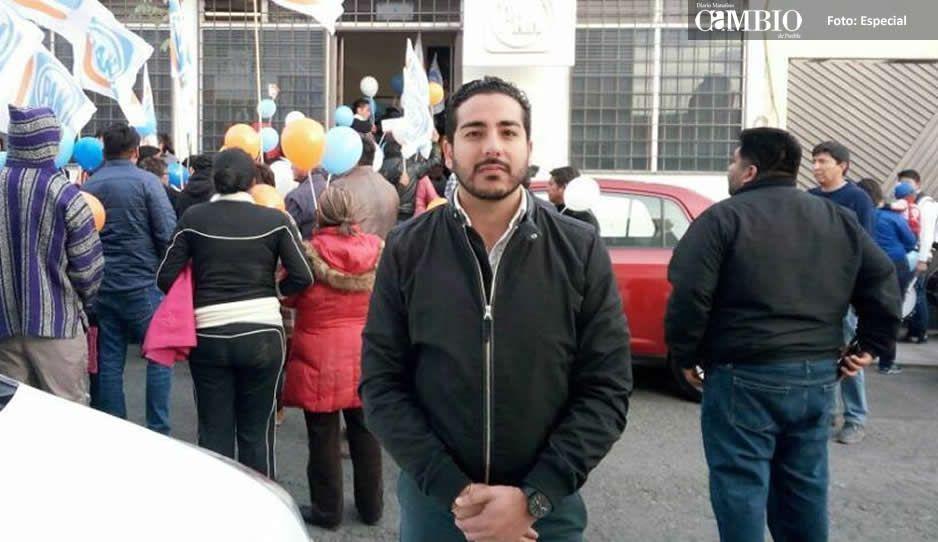 Confirman que el cadáver desollado es del panista desaparecido en Huejotzingo