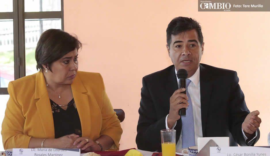 COE denuncia que con Lourdes Rosales ha habido 150 atracos a sus comercios
