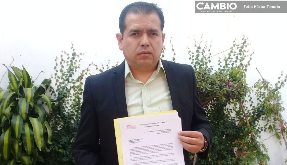 Presidenta Norma Layón rechaza a  Consejo Ciudadano de Texmelucan