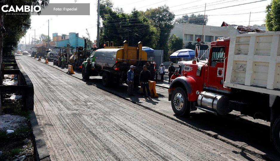 'Puebla Vigila' exige transparentar licitación de pavimento asfáltico