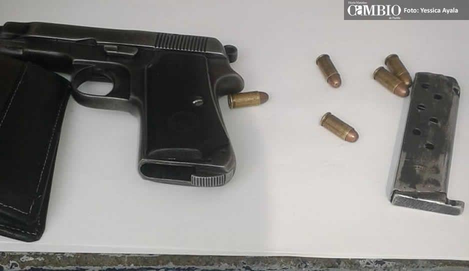 Aterroriza balacera entre policías y ladrones en calles de Atlixco