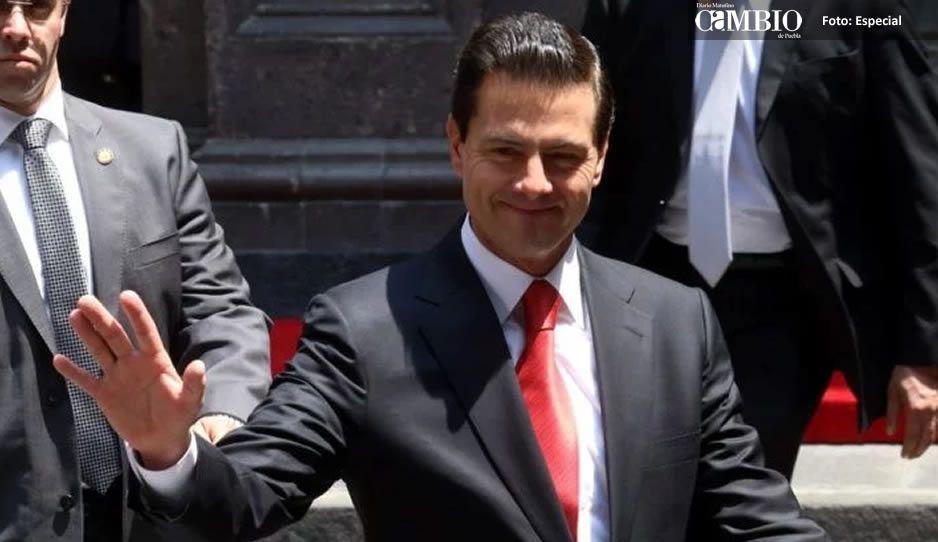 Me expresaré con firmeza para defender dignidad de mexicanos Peña Nieto