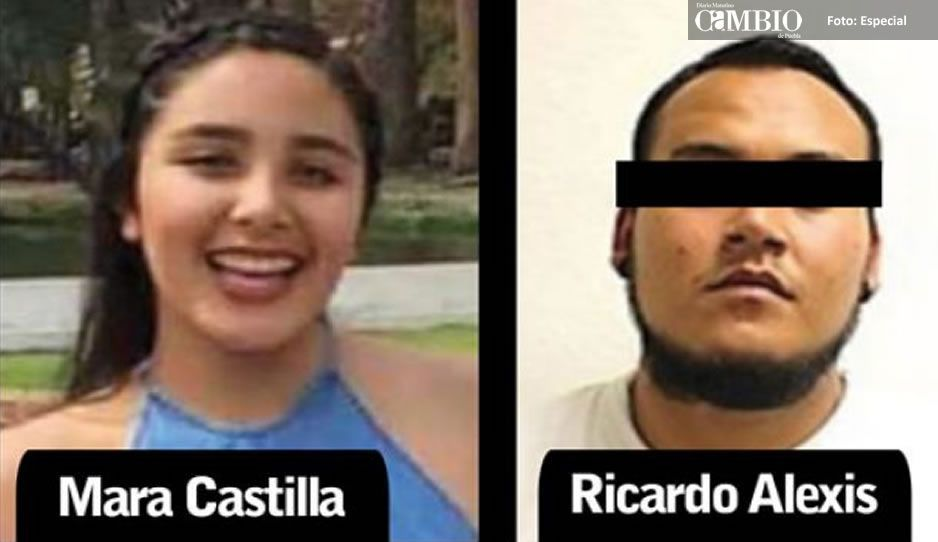 Acusan por los delitos de feminicidio y violación a Ricardo Alexis en el caso Mara Castilla