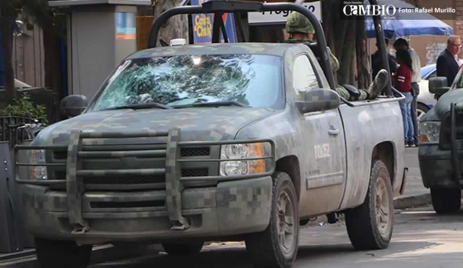 Cuatro lesionados y tres unidades retenidas, el saldo del enfrentamiento en La Purísima