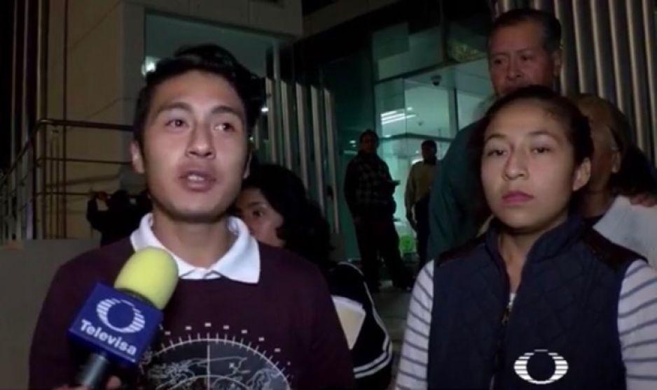 Confunden a pareja que abandonó a bebé en la Aquiles Serdán, denuncian por difamación