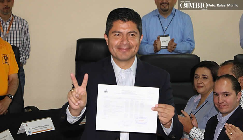 Lalo Rivera iniciará campaña en la colonia el Carmen en los primeros minutos del domingo