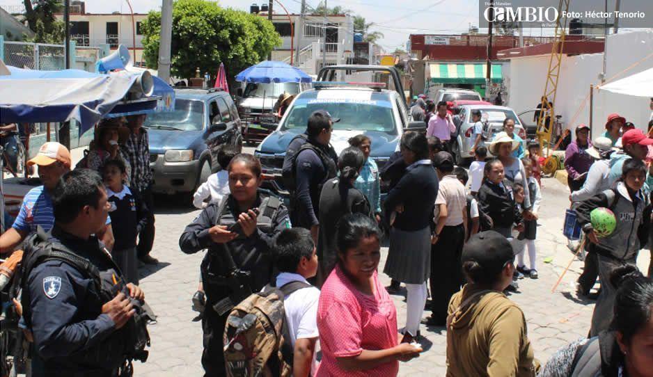 SEP inhabilita a los 3 maestros acusados de abusar sexualmente de alumnas de primaria en Moyotzingo