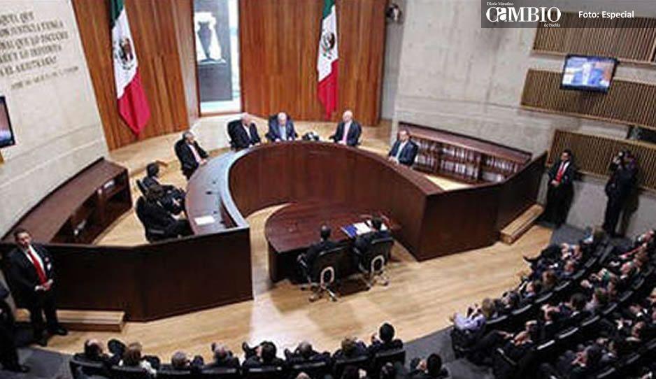 Tribunal obliga a partidos a devolver recursos no ejercidos