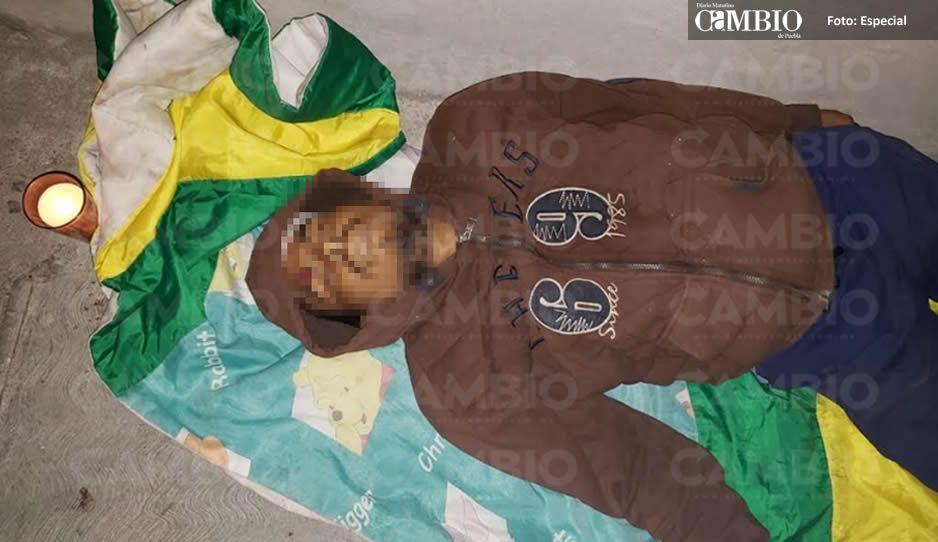 El Cuina muere de cirrosis en calle de Atlixco; era integrante escuadrón de la muerte