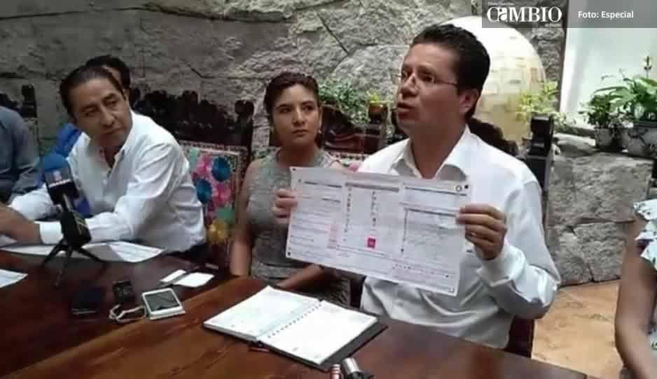 Consejera municipal de San Pedro Cholula admite irregularidades en el proceso electoral