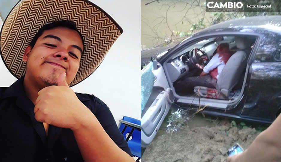 ¡Otro más! Matan a balazos a Libni Macuil, estudiante de la BUAP en Veracruz