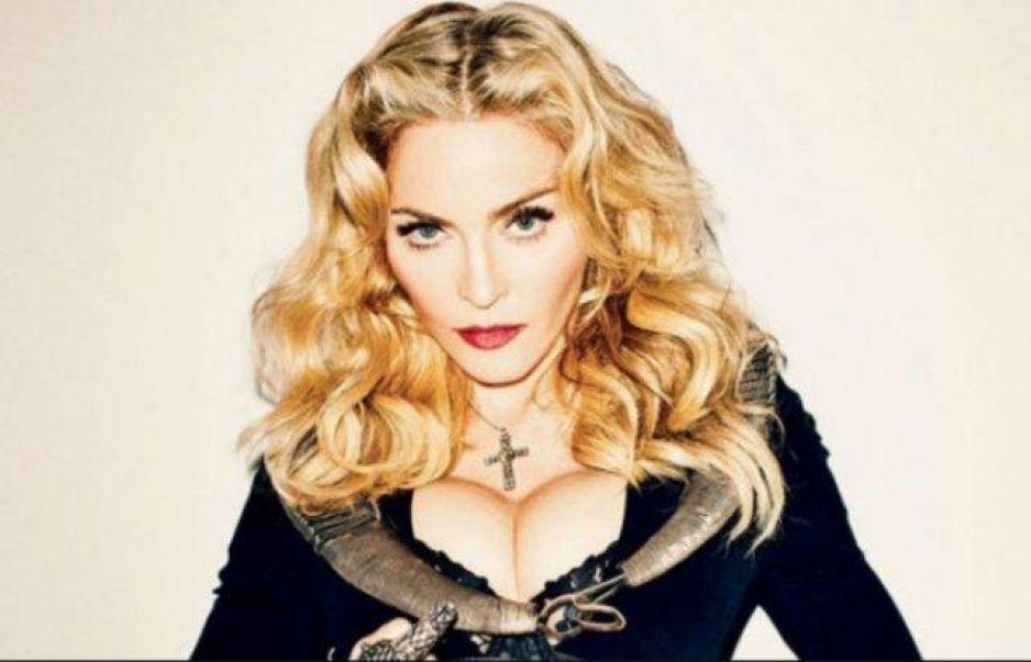 Madonna Enciende Las Redes Publicando Una Foto Completamente