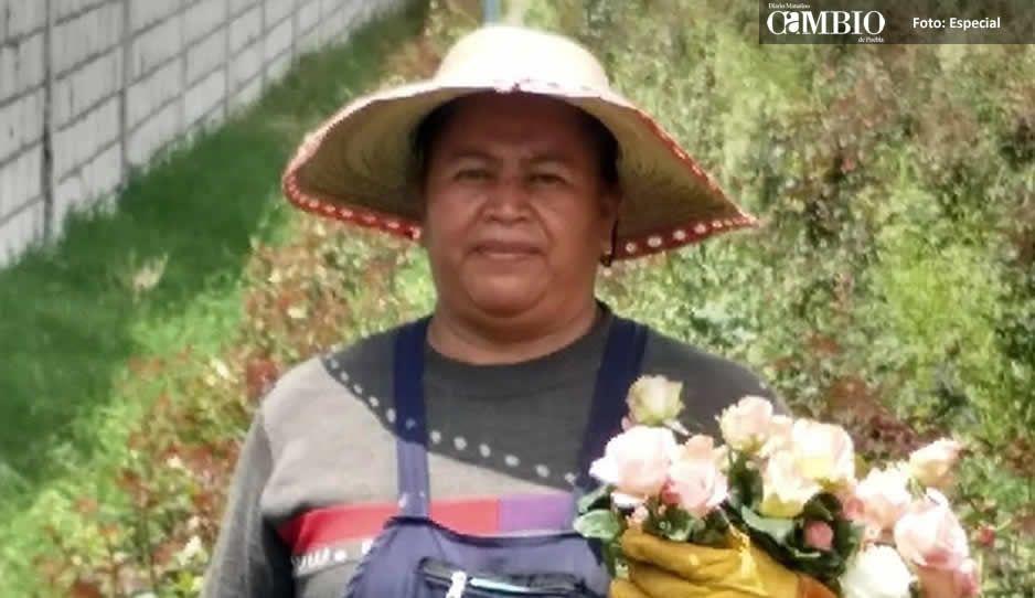 Familiares piden ayuda para localizar a Antonia Pérez, secuestrada en Atlixco