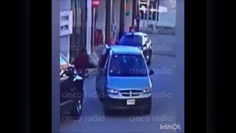 Captan en VIDEO el escape de los matones de Cuautlancingo