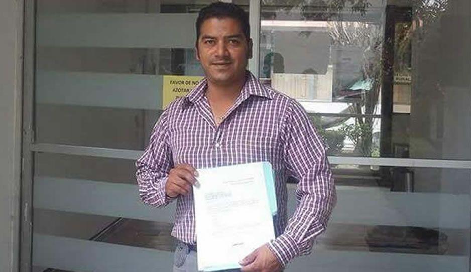 AUDIO: Director de primaria en Amozoc amaga a padres de familia para que voten por candidato del PSI