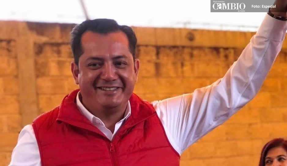 Candidato del PRI en Tlahuapan se empeña en quebrantar la ley electoral
