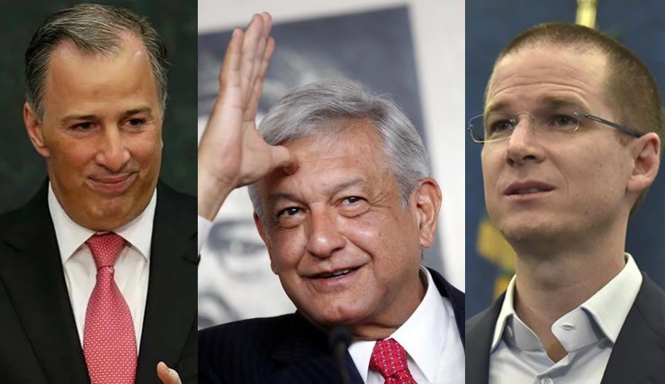Anaya reta a López Obrador a debatir de