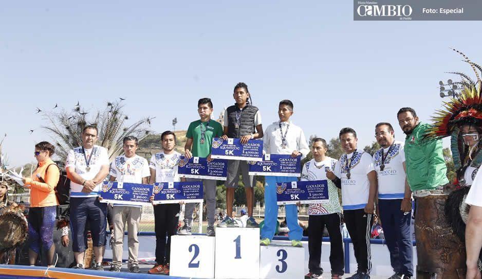 San Andrés celebró el Medio Maratón Equinoccio 2018