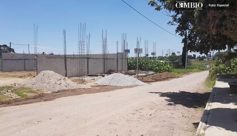 Ayuntamiento de Coronango cobra por servicio de drenaje sin haberlo instalado