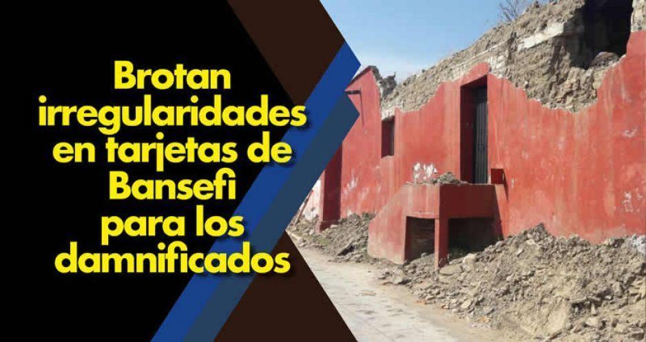 Al 90%, la entrega de tarjetas de Bansefi en Chiapas: Sedatu